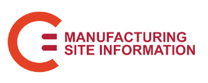 Manufacturing Site Information