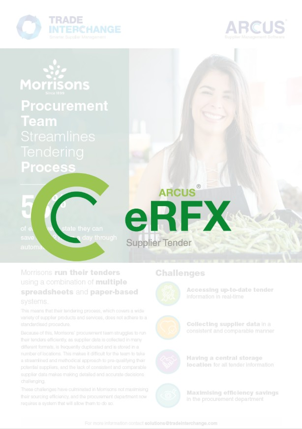 Morrisons eRFX Case Study