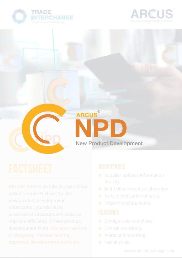 New Product Development Factsheet